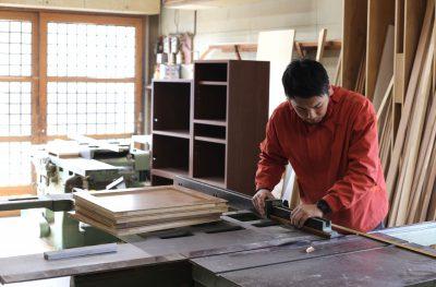家業を時代に乗せる木工職人