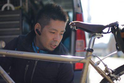店舗を持たない自転車ビジネス