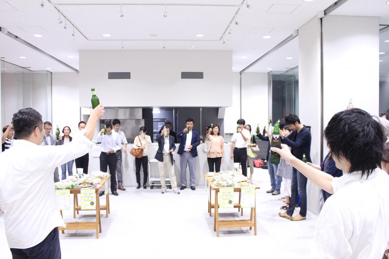 TACHIKAWA INCUBATION DRINKS 28日開催