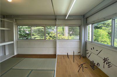 [テレワーク物件]緑と光に囲まれた仕事場兼自宅|武蔵小金井