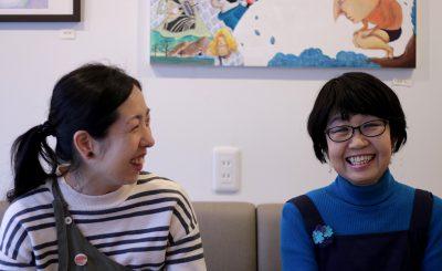 母と娘の得意を活かすカフェ経営