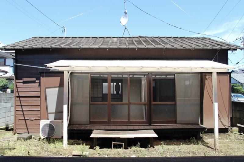 学生限定シェアする縁側つき平屋|鷹の台